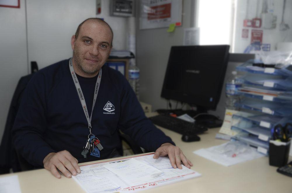 Enrico Cappelli Responsabile di produzione