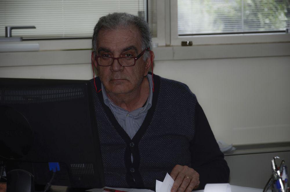 Sergio Mariotti Responsabile ufficio Acquisti
