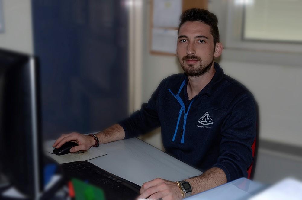Dott. Andrea Cipollini Assistente Ufficio Logistica Avanzata
